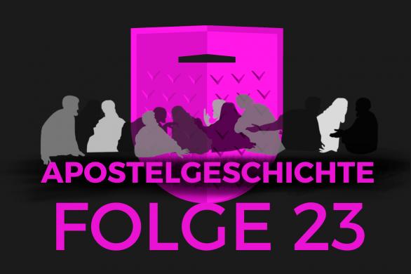 """Bildnachweis: """"Staffel 2 Folge 23"""" by Simon Mallow CC-BY-SA 2.0."""