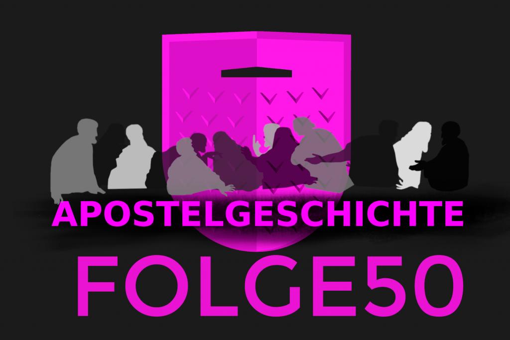 """Bildnachweis: """"Staffel 2 Folge 50"""" by Simon Mallow CC-BY-SA 2.0."""