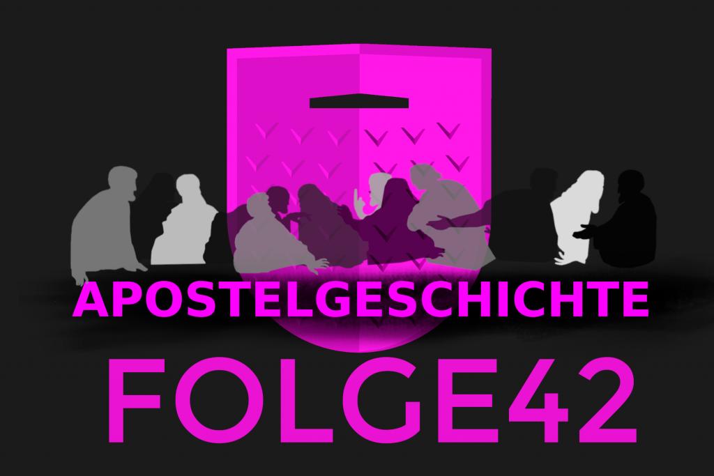 """Bildnachweis: """"Staffel 2 Folge 42"""" by Simon Mallow CC-BY-SA 2.0."""